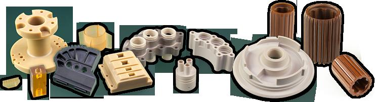 Plastics - CNC Machining