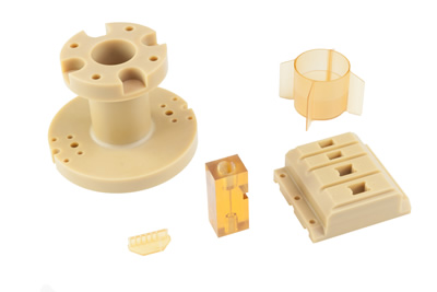 Ultem Machined Parts